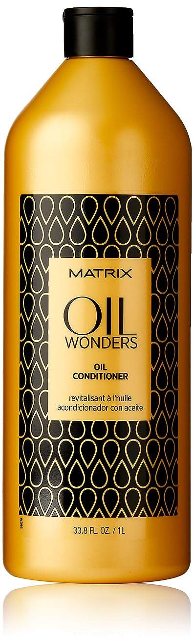ピルファーアルファベットコーラスby Matrix OIL WONDERS MICRO-OIL SHAMPOO 33.8 OZ by BIOLAGE