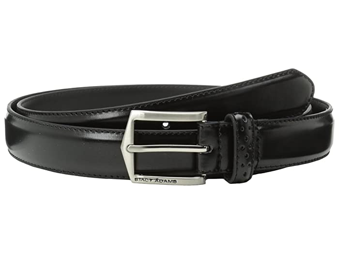 Stacy Adams 30mm Pinseal Leather Belt X