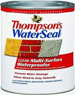 Thompsons Waterseal 24104 Quart Water Seal Multi-Surface Waterproofer