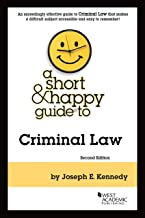 A Short & Happy Guide to Criminal Law (Short & Happy Guides) PDF