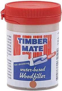 Timbermate Mahogany Hardwood Wood Filler 8oz Jar