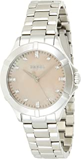 Hugo Boss Womens Quartz Watch, Analog Display and Stainless Steel Strap 1502469