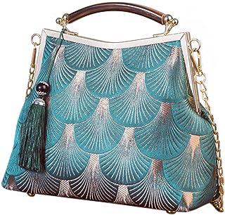 Iryna Elegante Handtaschen, große Kapazität, für Handy, Geldbörse, Kosmetik, Servietten, Aufbewahrung, praktische Tasche m...