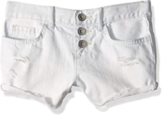 blue jean shorts for kids