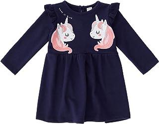 DeFacto Vestido de corte regular para bebé, ropa de bebé