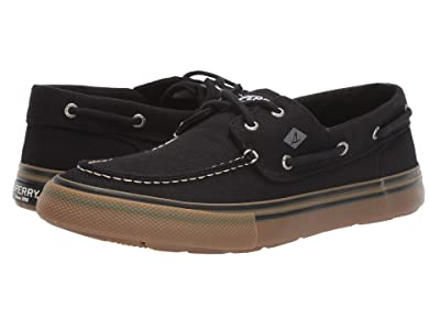 Sperry Bahama II Storm Duck Canvas (Black) Men