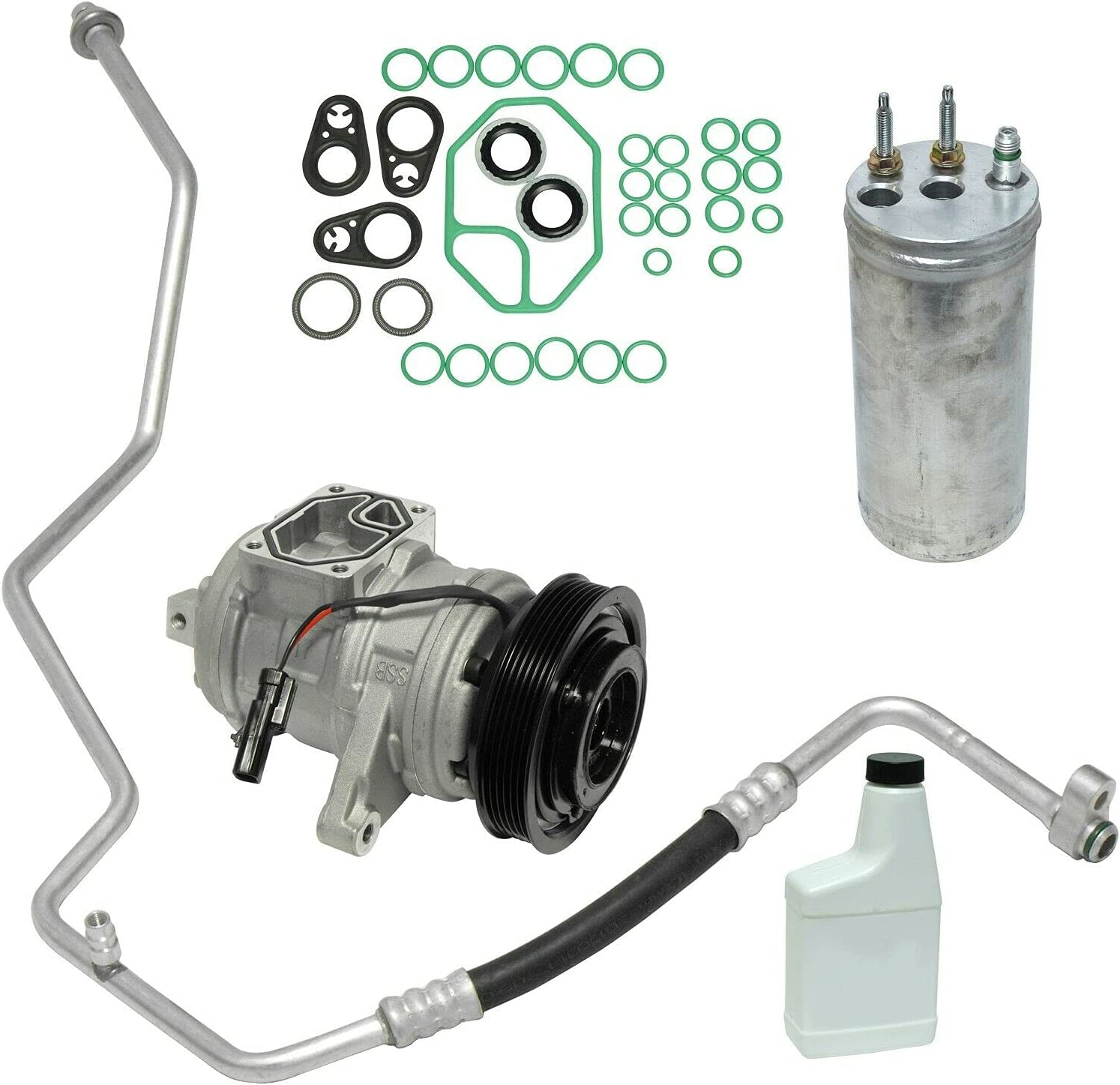 Replacement A C Compressor Kit and Ranking All items in the store integrated 1st place Component