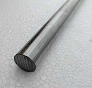 304 TGP Stainless Steel Round Rod x 24 inches 17mm 0.669