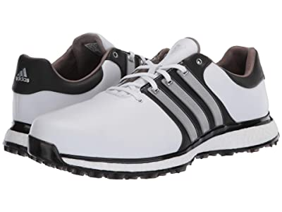 adidas Golf Tour360 XT Spikeless (Footwear White/Matte Silver/Core Black) Men
