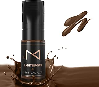 Mellie Microblading M Cosmetic LIQUID Pigment For Eyebrows/Brows Machine Use - Medical Grade - No Mixing - For Professiona...