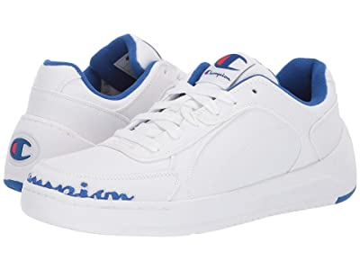 Champion Super C Court Low (White) Men