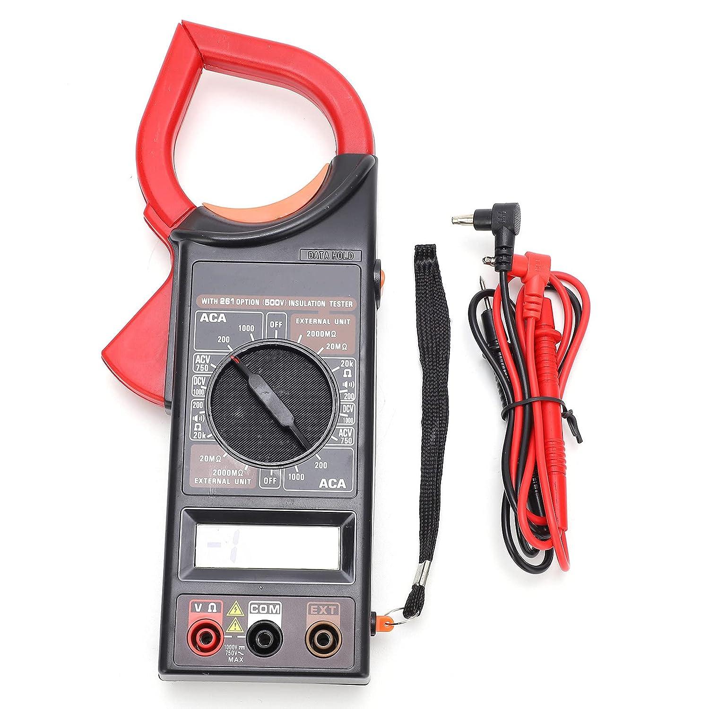 Digital Max 44% OFF Multimeter Portable Luxury goods Clamp Current Voltage Meter D Tester