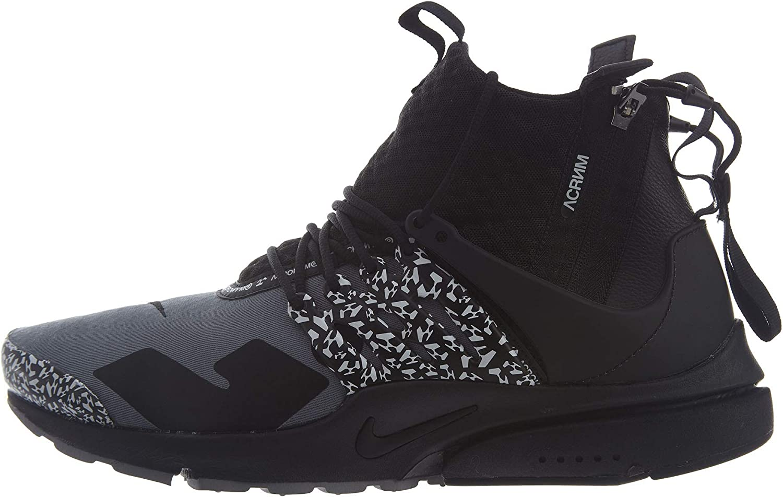 Nike AIR Presto MID Acronym 'Acronym' - AH7832-001 B07HKJVD45 Superior
