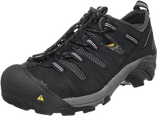 Keen Utility Atlanta - Zapatillas de Trabajo para Hombre (Acero)
