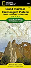Grand Staircase, Paunsaugunt Plateau [Grand Staircase-Escalante National Monument] (National Geographic Trails Illustrated Map (714))