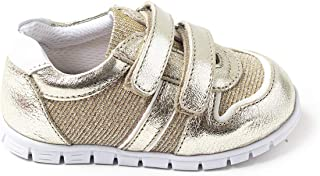 Minipicco Kız Bebek Deri Ortopedik İlk Adım Ayakkabı