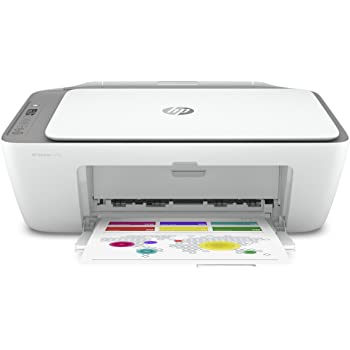 HP DeskJet 2755 Wireless All-in-One Printer | Mobile Print, Scan & Copy | HP Instant Ink Ready (3XV17A)