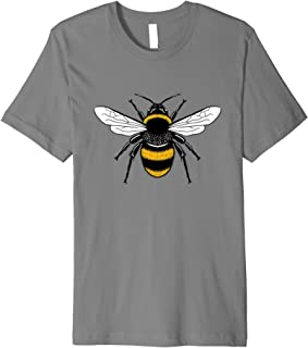 Manchester Bee product Worker Bee Symbol Made In MCR Premium T-Shirt