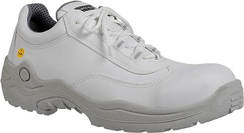 Ejendals 6458-41 Chaussures de de de sécurité Jalas 6458 Prima  Taille 41 Blanc gris 98d