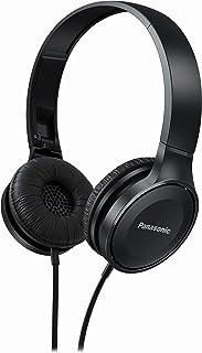Panasonic RP HF100ME K On Ear Kopfhörer (Headset, 10 23.000 Hz, 30 mm Wandler, kompakt zusammenfaltbar) schwarz