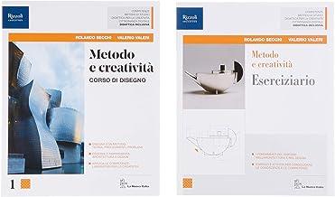 Scaricare Libri Metodo e creatività. Con Eserciziario. Per le Scuole superiori. Con ebook. Con espansione online: 1 PDF