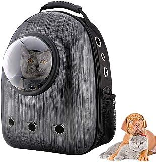 Sponsored Ad - AOPUTTRIVER Cat Backpack Carrier,Bubble Backpack Carrier, Small Dog Backpack Carrier, Space Capsule Pet Car...