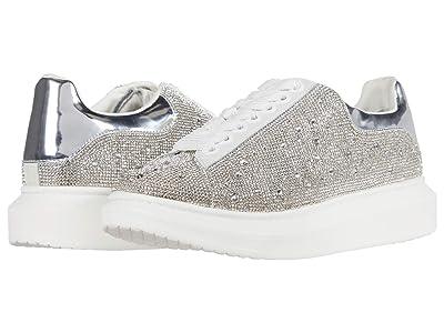 Steve Madden Glimmer-R Sneaker (Rhinestone) Women