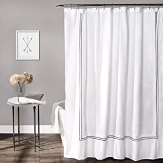 Wamsutta Hotel Baretta Stitch Shower Curtain 72 In By