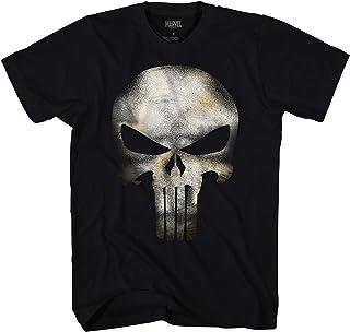 Marvel The Punisher Men's No Sweat T-Shirt