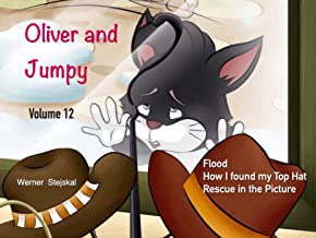 Oliver and Jumpy, Volume 12
