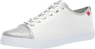 Womens Leather Grand Bleecker Street Sneaker Loafer