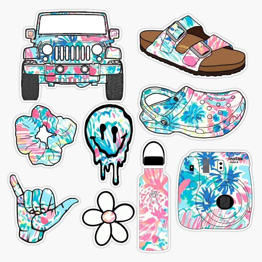 MAGNET Vsco Girl Pack Luxury New life goods Magnet Car Bumper Flexible Sticker
