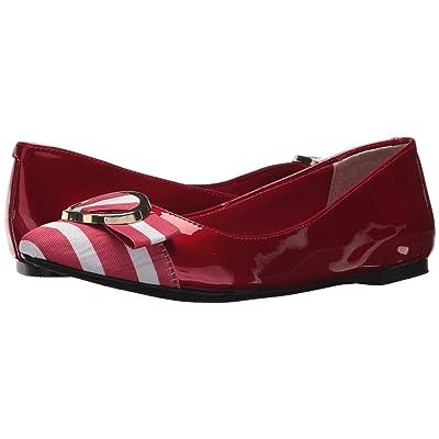 J. Renee Bessee (Red/White) High Heels
