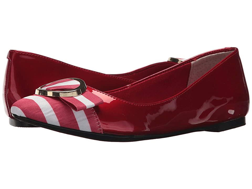 J. Renee Bessee (Red/White) High Heels