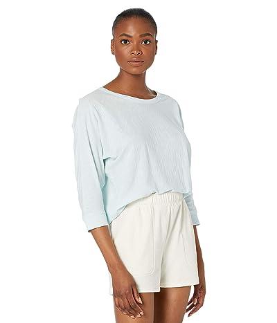 Lilla P Dolman Sleeve Superfine Slub Sweatshirt Women