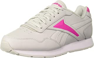Reebok Royal Glide Contrast Side Stripe Lace-Up Two-Tone Running Shoes for Women 40.5 EU