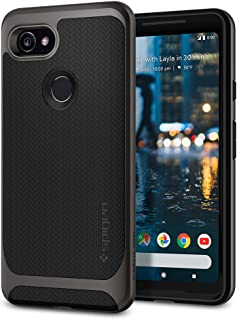 Spigen Neo Hybrid Designed for Google Pixel 2 XL Case (2017) - Gunmetal