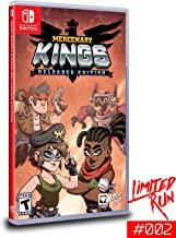 Mercenary Kings Reloaded Edition Limited Run - Nintendo Switch