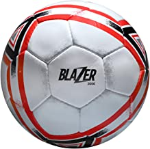 Blazer | Club Level Soccer Ball Size 5 | Hand Stitched Soccer ball | Best for Club Level Football Enthusiasts and Soccer T...
