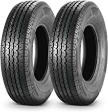 Set of 2 ST 225/75R15 DOT Trailer Tires 225/75R-15 22575R15 10Ply, Load Range E