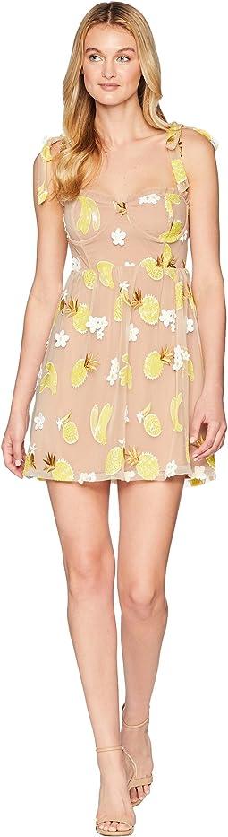 Fruit Punch Sequin Mini Dress