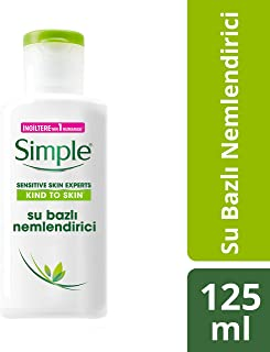 Simple Kind To Skin Light Moisturiser Hydrating, 125ml