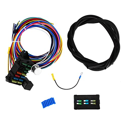 Amazing Painless Wiring Harness Amazon Com Wiring 101 Photwellnesstrialsorg