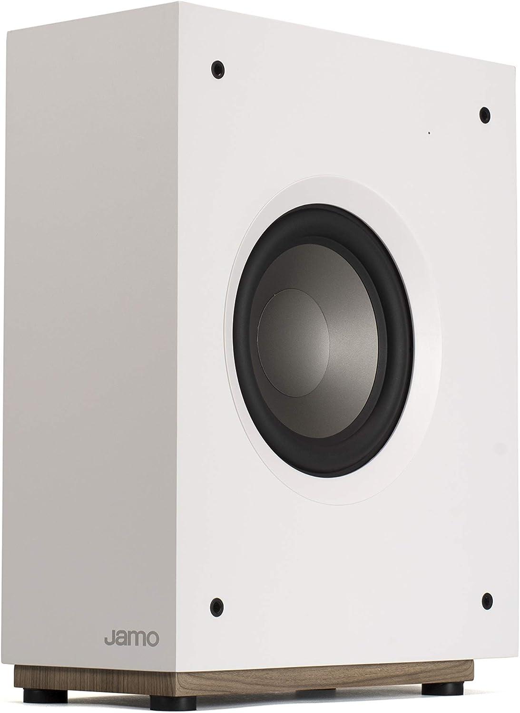 Jamo Studio Series S 808 Subwoofer Weiß Audio Hifi