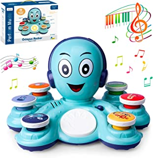 Learning Toys for Toddlers, Octopus Music Educational...