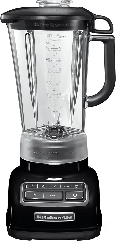bienvenido a comprar KitchenAid 5KSB1585EOB - Licuadora multifunción, Color negro y plateado plateado plateado  promociones