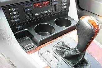 FRONT CUP HOLDER Fit for BMW E39 97-03 528i 525i 530i 540i M5 Mahogany Sedan New