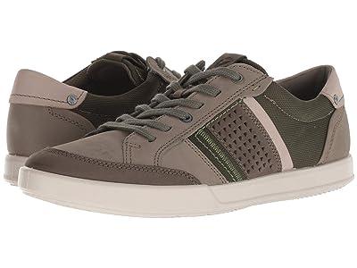 ECCO Collin 2.0 Casual Sneaker (Tarmac/Tarmac) Men