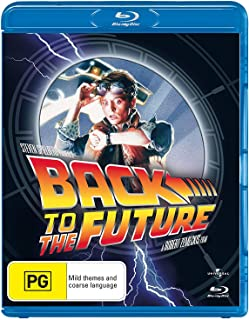 Back to the Future (Import) [Blu-ray]