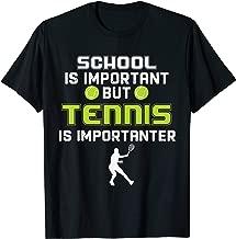 Tennis Apparel Tennis Merchandise Tennis Lover T-Shirt